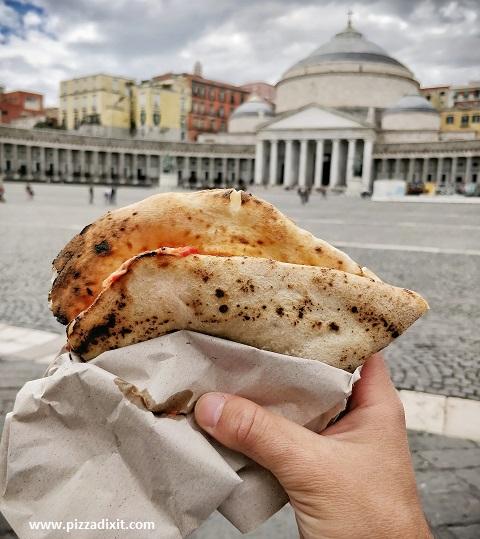 Neapolitan Pizza a portafoglio