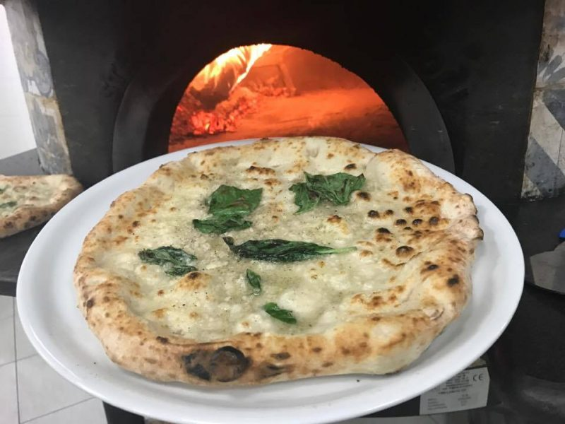 Mastunicola is the first Neapolitan pizza ever made